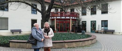 Exkurze vdenním stacionáři a Centru pro seniory Graupa