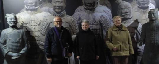 Navštívili jsme Terakotovou armádu v Oblastním muzeu v Mostě
