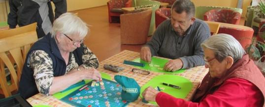 Nové hobby klientů Domova sociálních služeb v Meziboří