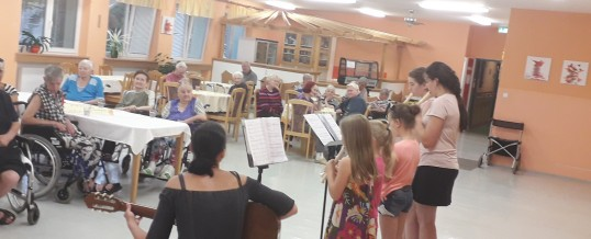 Zpívánky pro naše seniory