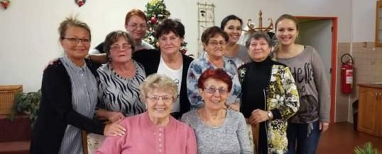 Adventní setkávání mezibořských seniorů
