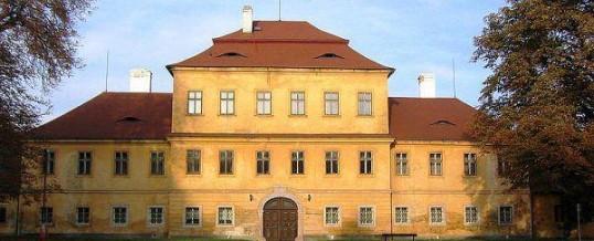 Návštěva zámku Valdštejnů v Litvínově