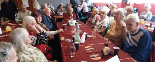 Setkání mezibořských seniorů s představiteli města Meziboří