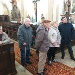 Návštěva betlému v kosteke svatého Michaela archanděla v Litvínově