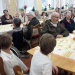 Představení O vzniku světa a života na něm v podání žáků ze Základní a Mateřské školy Jeřabinka