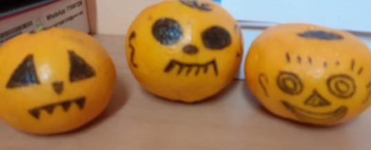 Oslava svátku Halloween