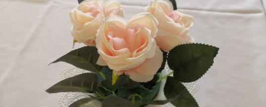 Tvořivé dílničky – květinová výzdoba